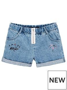 v-by-very-girls-zip-front-denim-shorts-blue