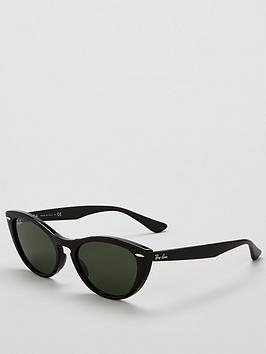 ray-ban-nina-cat-eye-sunglasses-black