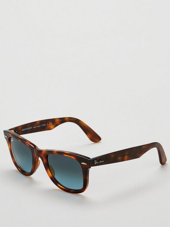 15da05a3e628 Ray-Ban Wayfarer Havana Sunglasses   very.co.uk