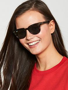 ray-ban-square-gradient-striped-sunglasses