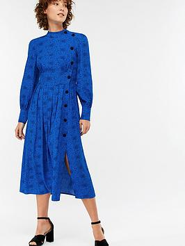 monsoon-celleni-star-print-midi-dress