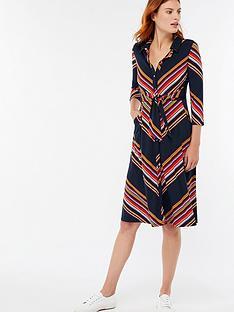monsoon-sylvia-stripe-shirt-dress