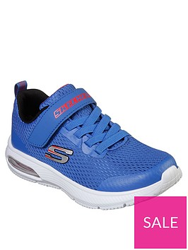 skechers-syna-air-strap-trainers-royal-blue