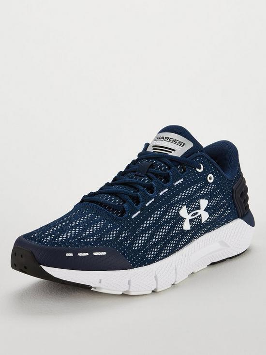 c29a92b43782 UNDER ARMOUR UA Charged Rogue - Blue White