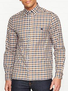 aquascutum-york-club-check-shirt-vicuna