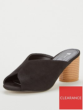 v-by-very-peep-toe-wide-fit-oval-heeled-mules-black