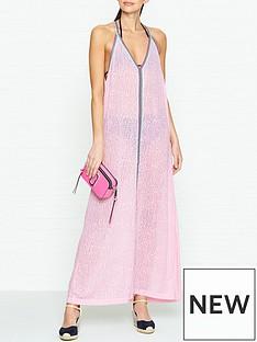 pitusa-cheetah-print-maxi-sundress-pink