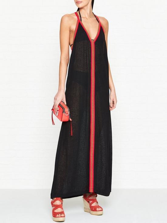 67a82253586 PITUSA Inca Maxi Sundress - Black