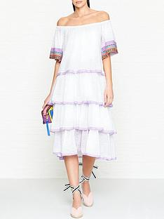pitusa-boho-off-shoulder-tiered-dress-white