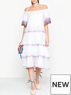 pitusa-boho-off-shoulder-tiered-dress-white
