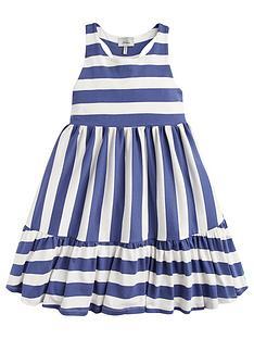 joules-girls-juno-stripe-drop-hem-dress