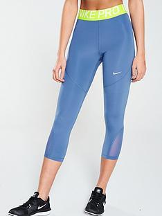 nike-nike-training-pro-capri-legging-bluenbsp