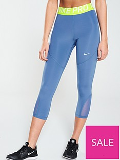 nike-nike-training-pro-capri-legging-bluenbsp