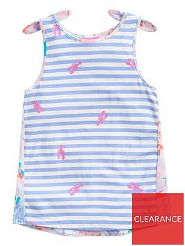 joules-girls-iris-lobster-stripe-vest-blue