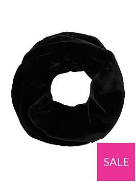 river-island-faux-fur-snood-black