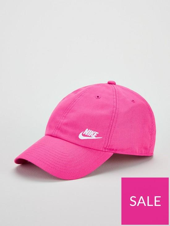 8e927da5 Nike Sportswear H86 Futura Classic Cap - Fuchsia | very.co.uk