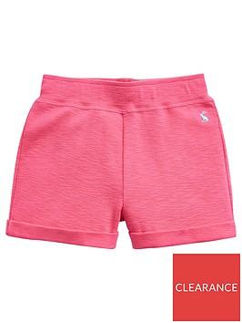 joules-girls-kittiwakenbspjersey-shorts-pink