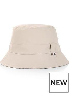 aquascutum-mens-club-check-reversible-bucket-hat-vicuna