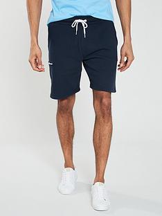 ellesse-noli-fleece-shorts-dress-blues