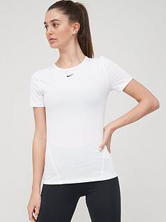 nike-pro-training-all-over-ss-mesh-top-whitenbsp