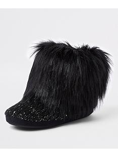 river-island-river-island-knitted-slipper-boot-black