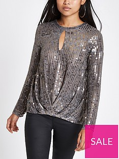 a2bb59ca969 Going Out Tops | Petite | Tops & t-shirts | Women | www.very.co.uk