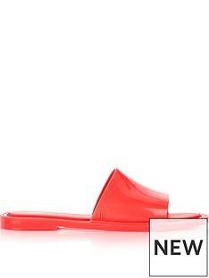 melissa-flat-stitching-detail-slidersnbsp--pink