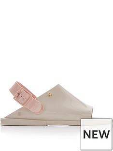 melissa-vivienne-westwood-for-melissa-flat-slingback-sandals-creampink