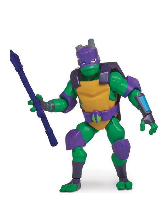 409ea5036 Teenage Mutant Ninja Turtles The Rise of The Teenage Mutant Ninja Turtles  Basic Action Figures - Storage Donnie