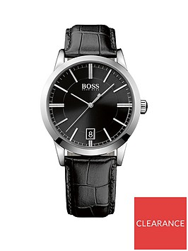 boss-black-and-silver-detail-date-dial-black-leather-strap-mens-watch