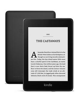 Amazon All-New Kindle Paperwhite 8Gb E-Reader - Black - Kindle Only