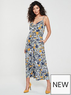 native-youth-geo-flora-button-through-printed-cami-jumpsuit-multi