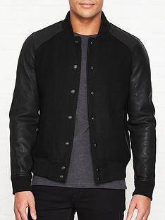 allsaints-elton-leather-varsity-bomber-jacket-black