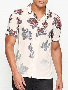 allsaints-thorn-floral-print-short-sleeve-shirt-ecru