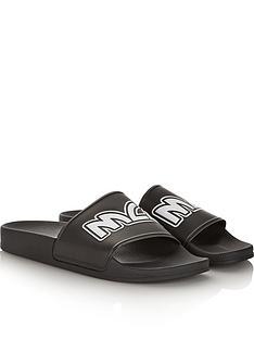 mcq-alexander-mcqueen-mens-chrissie-logo-slider-sandals-black