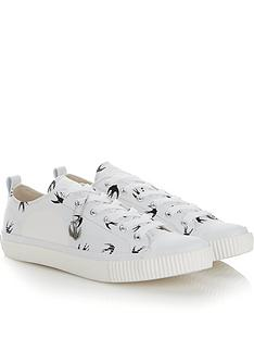 mcq-alexander-mcqueen-mens-swallow-print-plimsoll-low-top-trainersnbsp--white