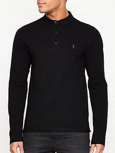 allsaints-reform-long-sleeve-polo-shirt-black