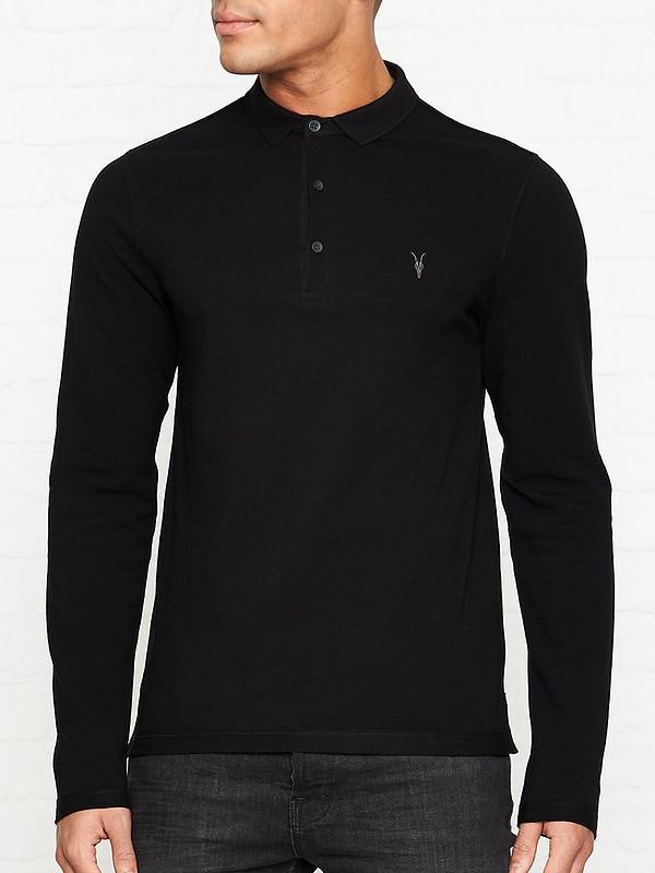 AllSaints Long Sleeve Casual Shirts