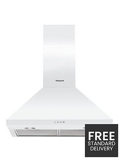 hotpoint-phpc65flmx-60cmnbspwide-pyramid-cooker-hood--nbspwhite