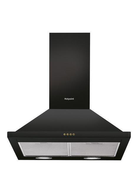 hotpoint-phpn64flmk-60cmnbspwide-pyramid-cooker-hood-black