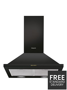 hotpoint-phpn64flmk-60cmnbspwide-pyramid-cooker-hood-black