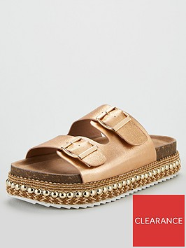 v-by-very-geonna-buckle-strap-flatform-sandals-rose-gold