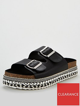 v-by-very-geonna-buckle-strap-flatform-sandals-black