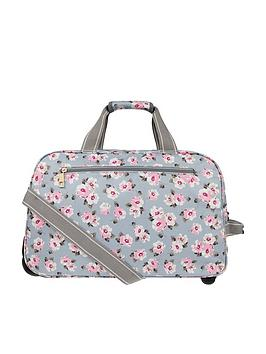 accessorize-rose-printed-trolley-overnight-bag-multi