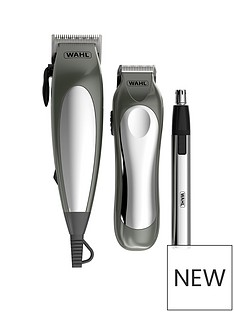 Wahl Clipper and Trimmer Gift Set