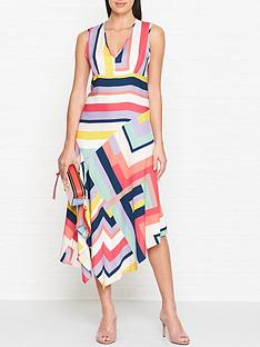 ps-paul-smith-zig-zag-stripe-dress-multi