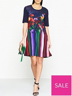 ps-paul-smith-floral-stripe-photo-t-shirt-dress-navy