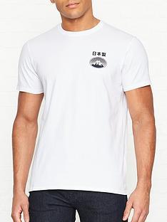 edwin-fuji-san-t-shirt-white