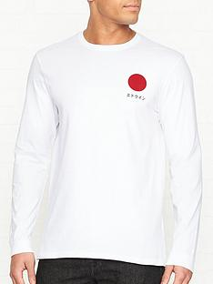 edwin-japanese-sun-long-sleeve-t-shirt-white