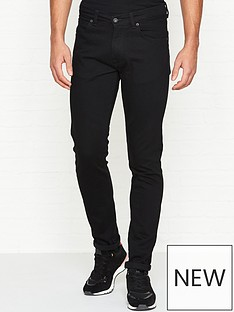 edwin-ed85-stretch-skinny-tapered-fit-jeans-black